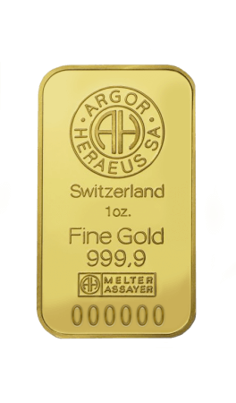 Lingotto Oro 1 oz.