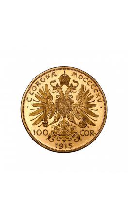 100 Corona Austriaca
