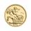 Sterlina oro Fior di Conio 2021 fronte