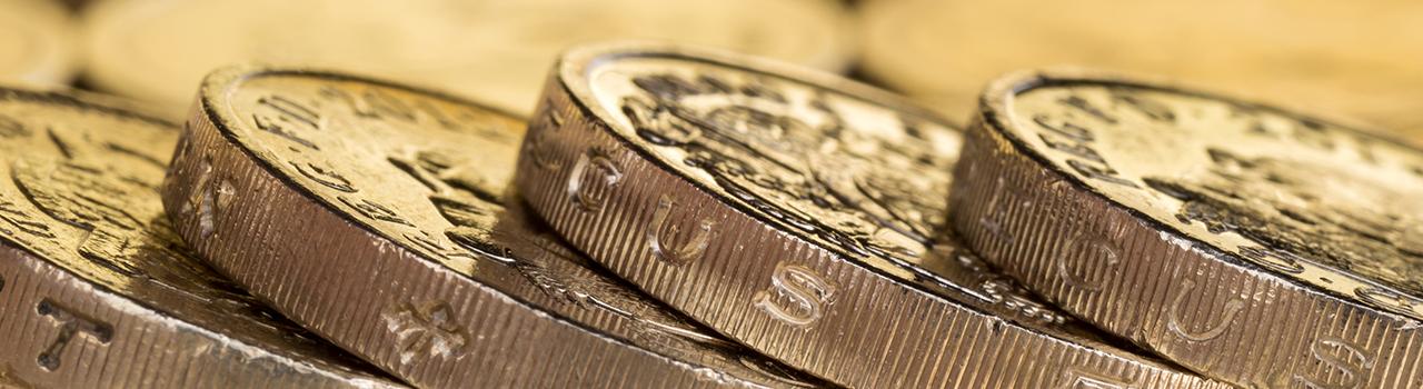 valore sterlina oro